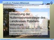 Landkreis Potsdam-Mittelmark - ZTS GmbH