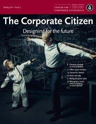 The Corporate Citizen - Home Â« Boston College Center for ...