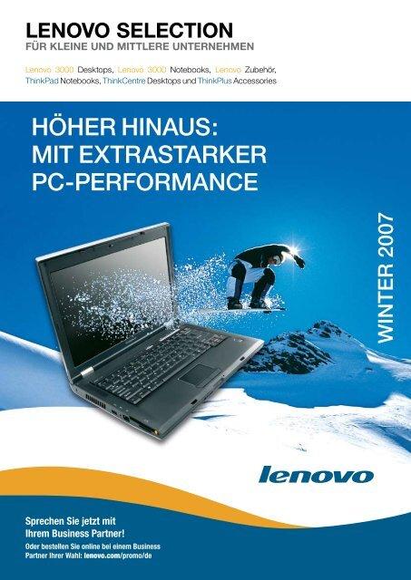 Lenovo Selection - Competence