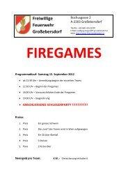 Firegames - Web & Grafikdesign Gruber
