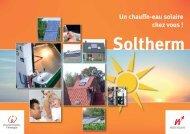 Solaire Thermique - Portail de l'énergie en Région wallonne
