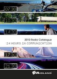 2010 Radio Catalogue