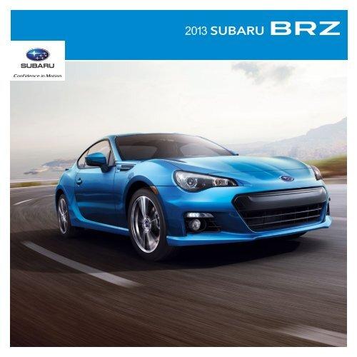 2013 - Subaru Canada
