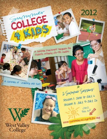 Summer College For Kids - Daves Avenue Elementary School