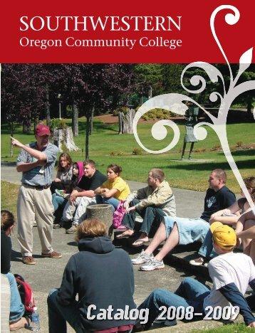 2008-09 Catalog for Southwestern - Southwestern Oregon ...