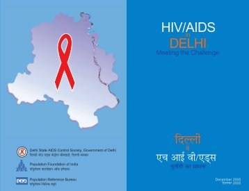 HIV/AIDS in Delhi - Population Reference Bureau
