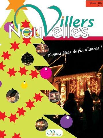mme de graffigny - MAIRIE DE VILLERS LES NANCY