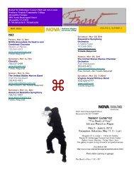 Rachel M. Schlesinger Concert Hall and Arts Center Northern ...