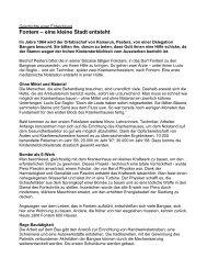 Fontem – eine kleine Stadt entsteht - Fokolar-Bewegung Schweiz
