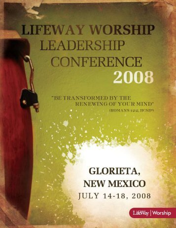 ConferenCe orCHestra - LifeWay