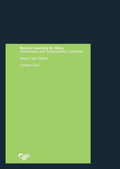 Glastir - Senedd.assemblywales.org - National Assembly for Wales