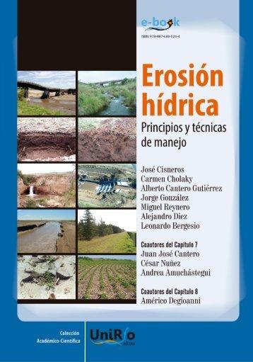Erosión Hídrica: Principios y técnicas de manejo - Universidad ...