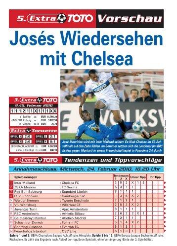 Josés Wiedersehen mit Chelsea - win2day