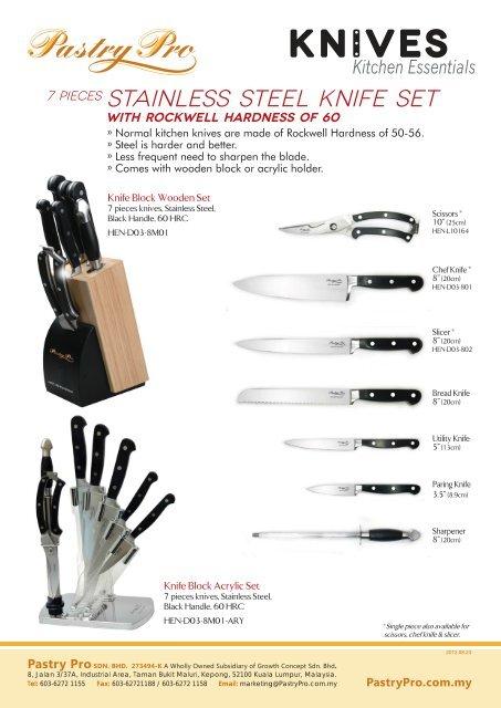 Knife Sharpener - Pastry Pro Sdn  Bhd