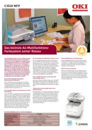 C3520 MFP Das kleinste A4-Multifunktions - Competence