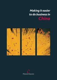 Doing Business in China (Soft Copy).qxd - Pinsent Masons