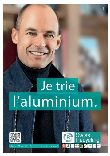 sujets d'affiche - Swiss Recycling