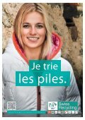 sujets d'affiche - Swiss Recycling - Page 6