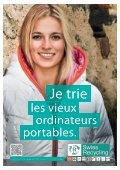 sujets d'affiche - Swiss Recycling - Page 7