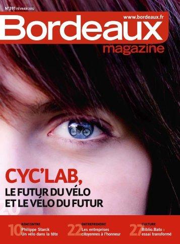 Bordeaux magazine - N°391 février 2012