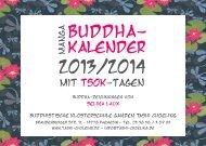 Folie 1 - Buddhistische Klosterschule Ganden Tashi Choeling