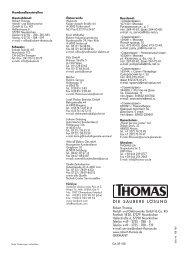 DIE SAUBERE LÖSUNG - Robert Thomas