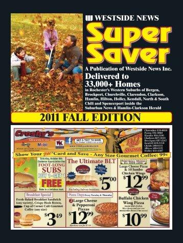 2011 FALL EDITION - Westside News Inc.