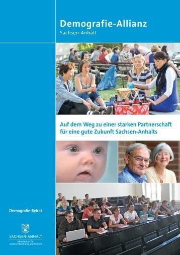 Broschüre zur Demographie-Allianz - rehmnetz.de
