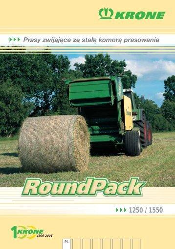 Round Pack 1250_Polen.pdf - Dobrowolski - Maszyny Rolnicze