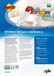 F!Box WLAN USB Stick N und N 2-4_13651-2010-01 - PC-Team