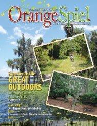 1 ORANGE SPIEL • October - November 2011 - OrangeCountyFl.net