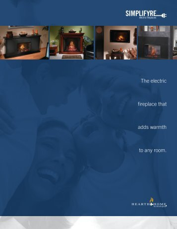 Brochure (PDF) - Hearth & Home Technologies