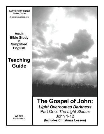 Teaching Guide - BaptistWay Press