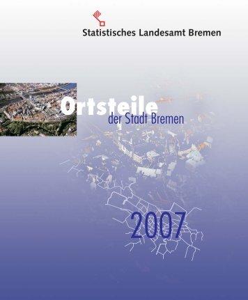Ortsteile Stadt Bremen_07.pdf - Statistisches Landesamt - Bremen