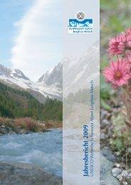 hier - UNESCO Welterbe Schweizer Alpen Jungfrau-Aletsch