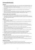 Wiedergabe von Divx - Medion - Page 4