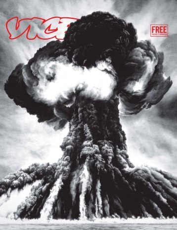 VOLUME 17 NUMBER 9 - Vice