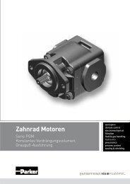 Zahnrad Motoren