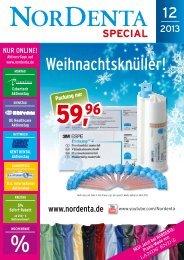 Katalog als PDF anschauen/laden... - Nordenta