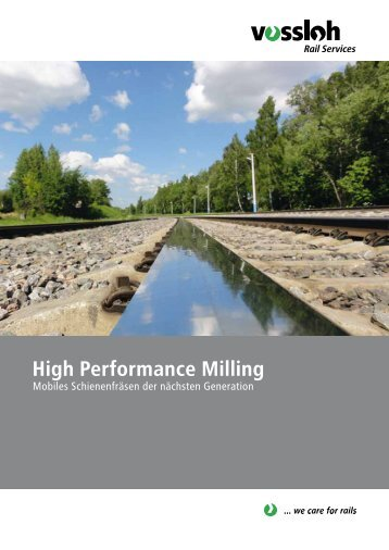High Performance Milling (pdf, 641,0 kByte)