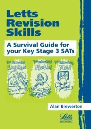 Key stage 3 revision skills (pdf download) - St Luke's Science and ...