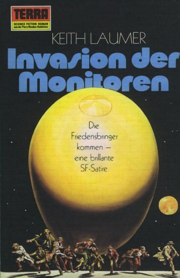 TTB 206 - Laumer, Keith - Invasion der Monitoren - oompoop