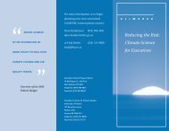 CLIMEXEC brochure.pdf - Schulich School of Business