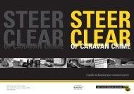Steer Clear of Caravan Crime - Essex Police
