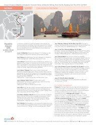 Couleurs du Vietnam - Exotik Tours