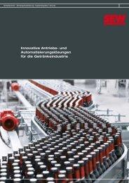 und Automatisierungslösungen für die ... - SEW Eurodrive