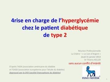 Traitement du Diabète Type 2