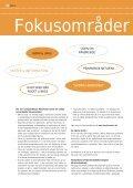 Aktive pårørende i fælles indsats med - Hjerneskadeforeningen - Page 6