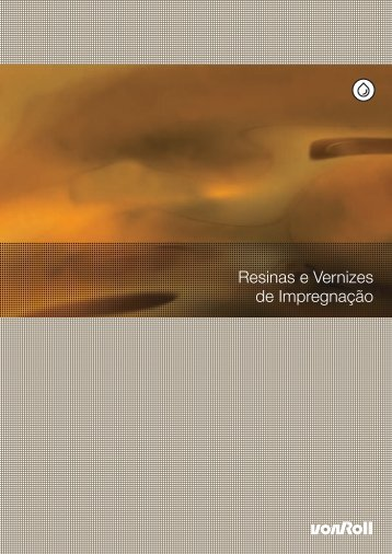 Resinas e Vernizes de Impregnação - Palissy Galvani