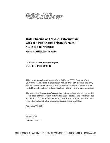 Advanced Traveler Information System Pdf